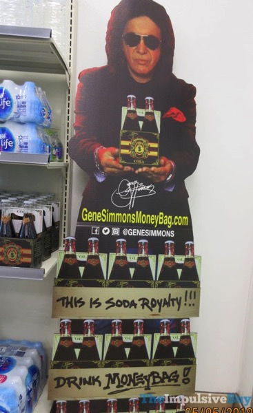 Gene Simmons Moneybag Soda