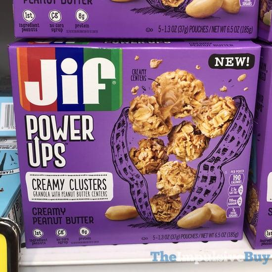 Jif Power Ups Creamy Clusters