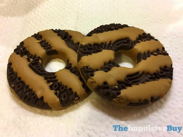 Keebler Special Batch Chocolate Caramel Fudge Stripes Cookies 3