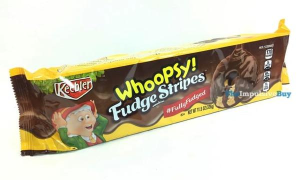 Keebler Whoopsy Fudge Stripes Cookies