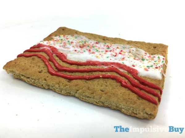 Kellogg s Limited Edition Pop Tarts Splitz Strawberry Cheesecake