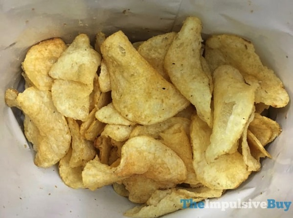 Kettle Brand Cooked in 100 Almond Oil Wood Smoked Sea Salt Potato Chips 2