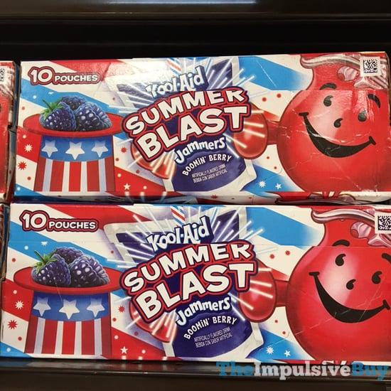 Kool Aid Boomin Berry Summer Blast Jammers