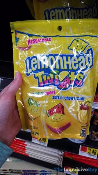 Lemonhead Twists