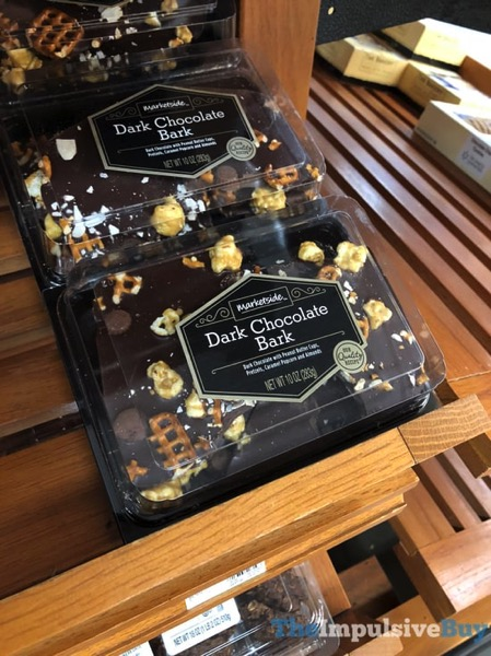 Marketside Dark Chocolate Bark