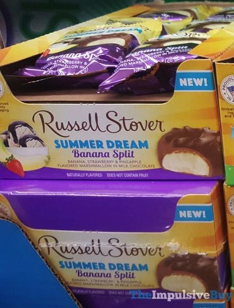 Russell Stover Summer Dream Banana Split Bars
