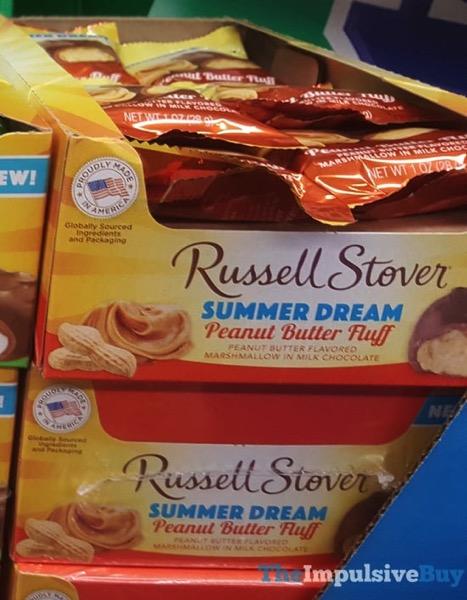 Russell Stover Summer Dream Peanut Butter Fluff Bars