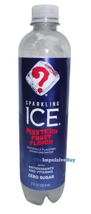 Sparkling Ice Mystery Fruit Flavor