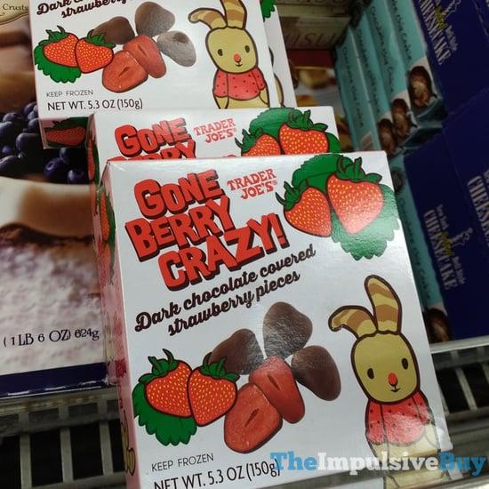 Trader Joe s Gone Berry Crazy Dark Chocolate Covered Strawberry Pieces