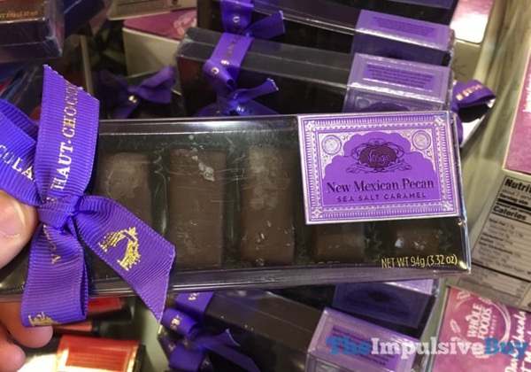 Vosges New Mexican Pecan Sea Salt Caramels