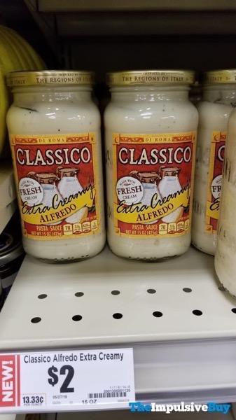 Classico Extra Creamy Alfredo
