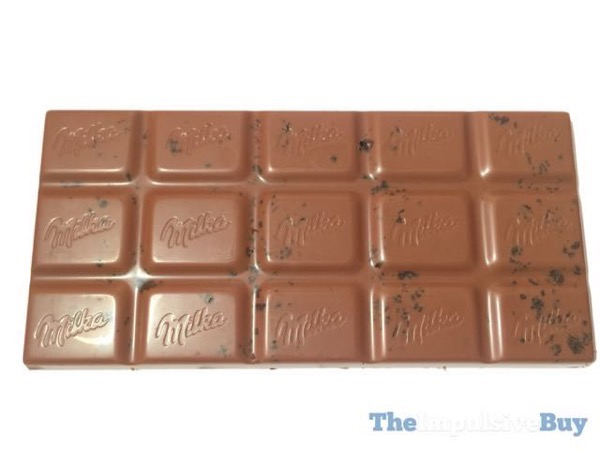 Milka Double Chocolate Oreo Chocolate Candy Bar 2
