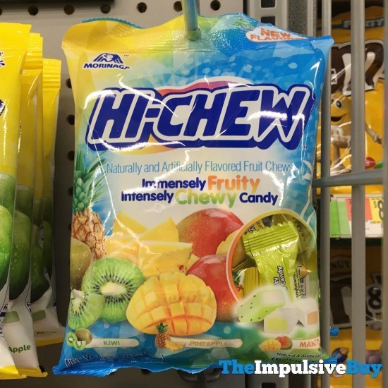 Morinaga Hi Chew Kiwi Pineapple and Mango Variety Pack