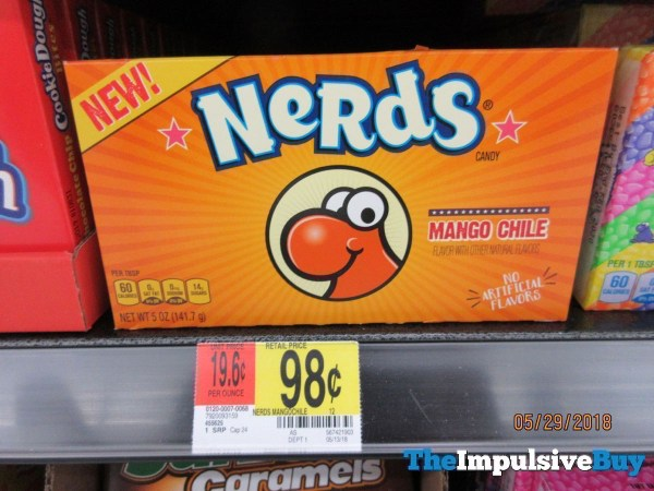 Nerds Mango Chile