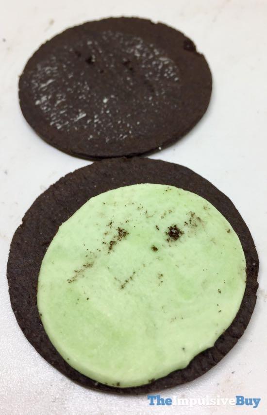 Pistachio Creme Oreo Thins Cookies 3