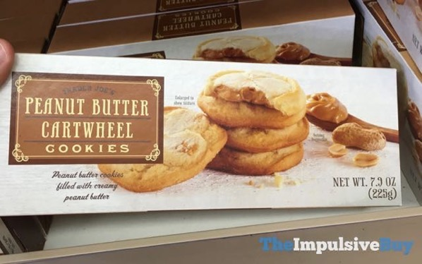 Trader Joe s Peanut Butter Cartwheel Cookies