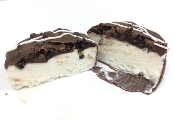 Vanilla Fudge Brownie Bunny Snacks 3