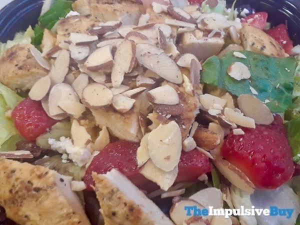 Wendy s Berry Burst Chicken Salad 2