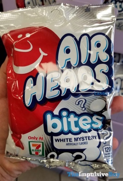 Air Heads Bites White Mystery  7 Eleven Exclusive