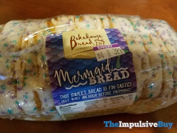 Bakehouse Bread Company Mermaid Bread