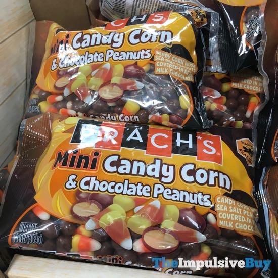 Brach s Mini Candy Corn  Chocolate Peanuts