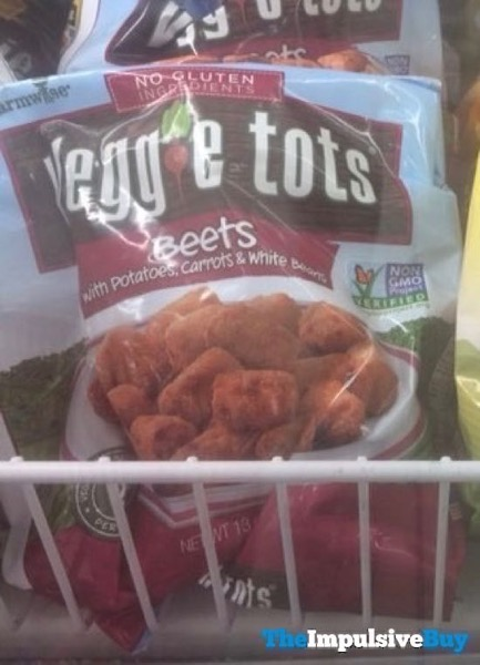 Farmwise Veggie Tots Beets
