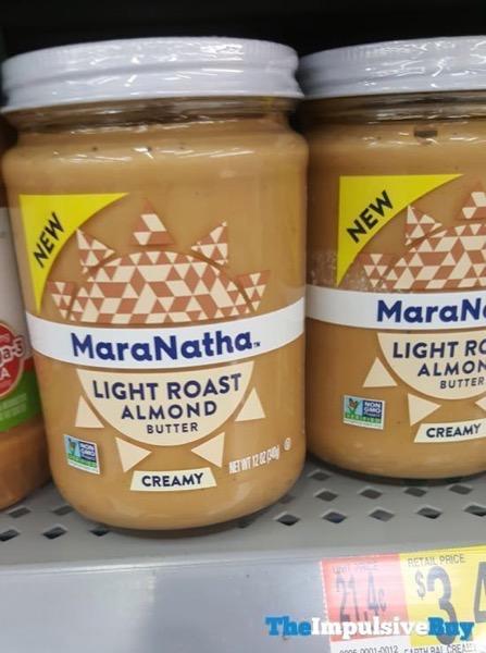 MaraNatha Light Roast Almond Butter