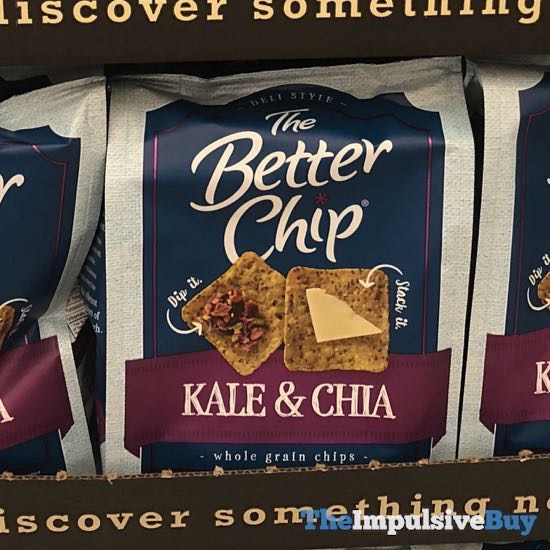 The Better Chip Kale  Chia