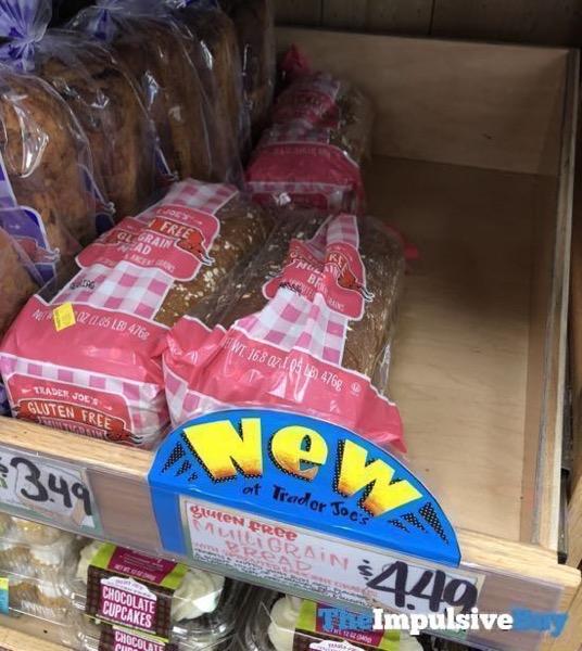 Trader Joe s Gluten Free Multigrain Bread