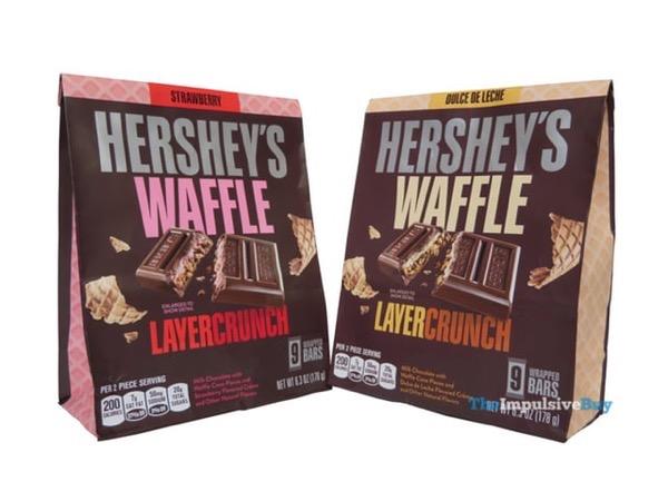 1 Hershey Waffle pkg