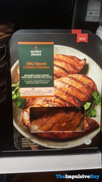 Archer Farms BBQ Glazed Grilled Chicken