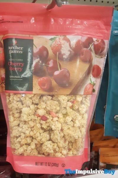 Archer Farms Cherry Berry Granola