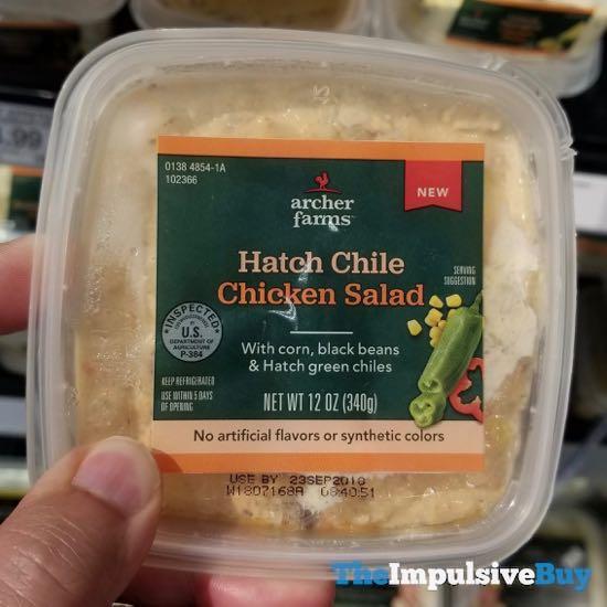 Archer Farms Hatch Chile Chicken Salad