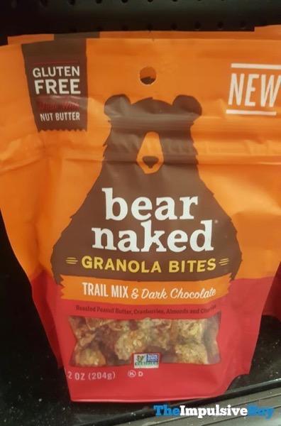 Bear Naked Trail Mix  Dark Chocolate Granola Bites
