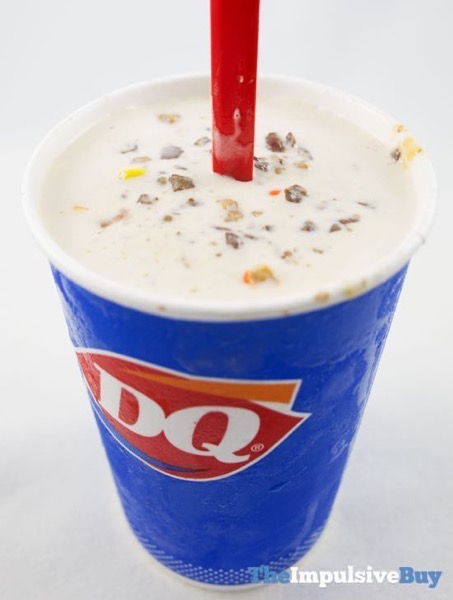 Dairy Queen Outrageous Blizzard