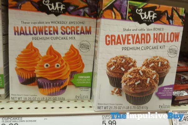 Duff Goldman Special Edition Halloween Scream and Graveyard Hollow Premium Cupcake Kits