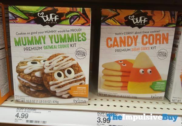Duff Goldman Special Edition Mummy Yummies Premium Oatmeal Cookie Kit