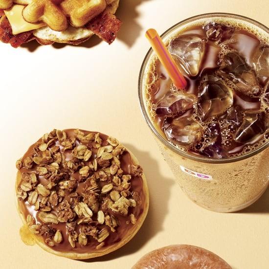 Dunkin Donuts Apple Crisp Donut