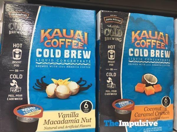Kauai Coffee Cold Brew Liquid Concentrate