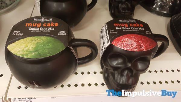 Maud Borup Mug Cake Vanilla Cake Mix