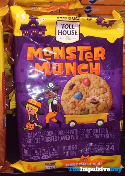 Nestle Toll House Monster Munch Cookie Dough