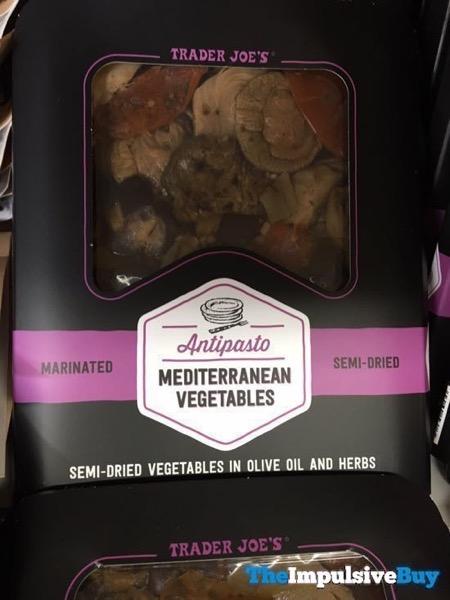 Trader Joe s Antipasto Mediterranean Vegetables