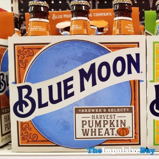 Blue Moon Brewer s Select Harvest Pumpkin Wheat