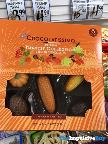 Chocolatissimo Premium Harvest Collection Belgian Chocolates