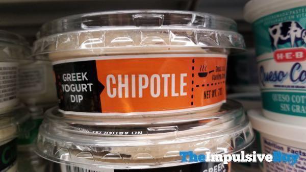 Dip It by Pilar Chipotle Greek Yogurt Dip