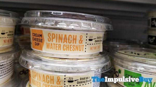 Dip It by Pilar Spinach  Water Chesnut Cream Cheese Dip