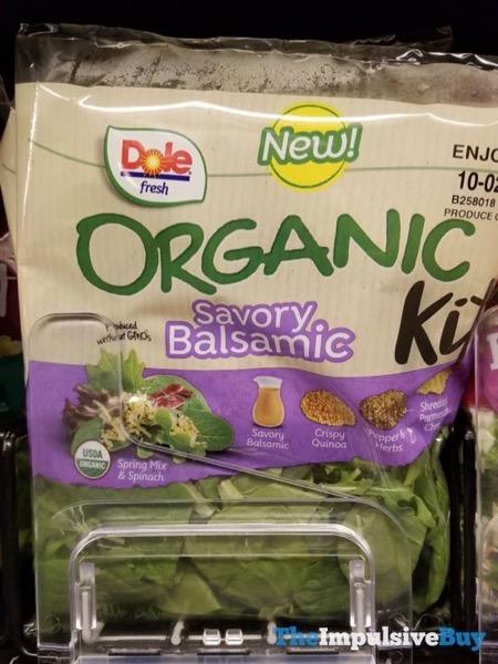 Dole Fresh Savory Balsamic Organic Kit