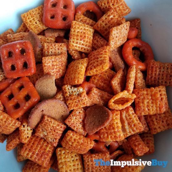 Ghost Pepper Chex Mix 4