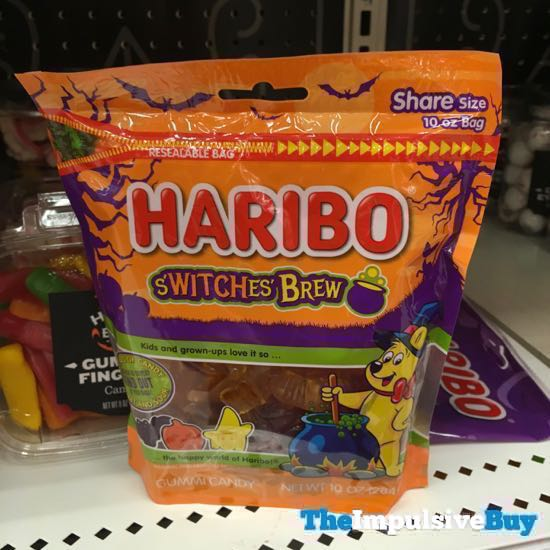 Haribo S WITCHes Brew