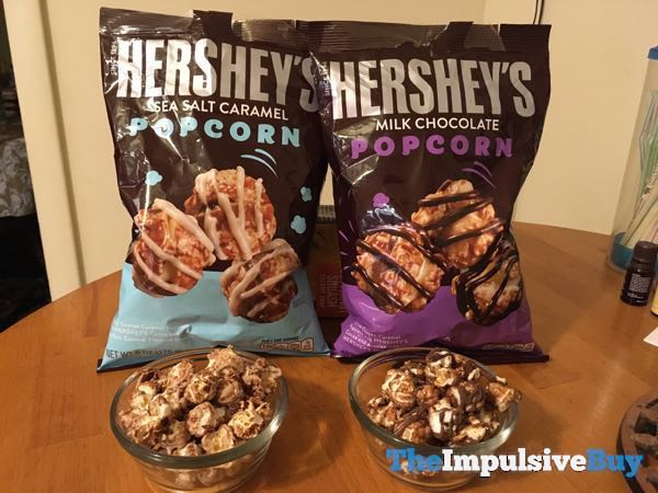 Hershey's Popcorn